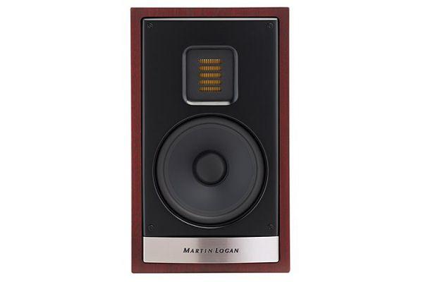 Large image of MartinLogan Motion 15i Red Walnut Bookshelf Speaker (Each) - MO15IRW