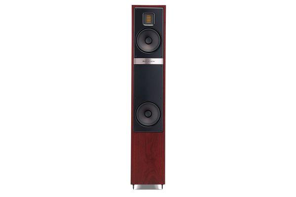 Large image of MartinLogan Motion 20i Red Walnut Floorstanding Speaker (Each) - MO20IRW