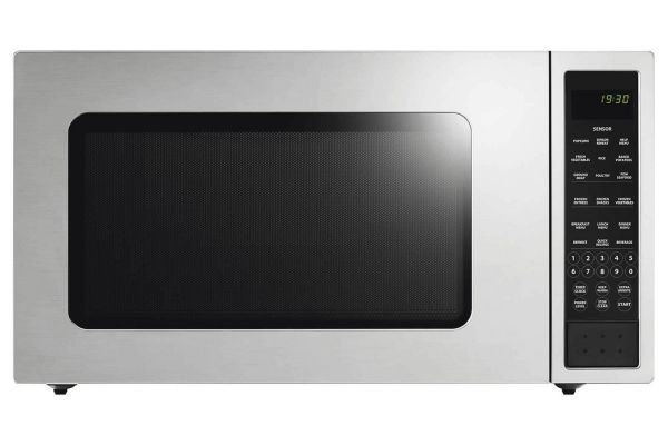 """Large image of Fisher & Paykel 24"""" Stainless Steel Traditional Microwave Oven - MO24SS-3Y"""