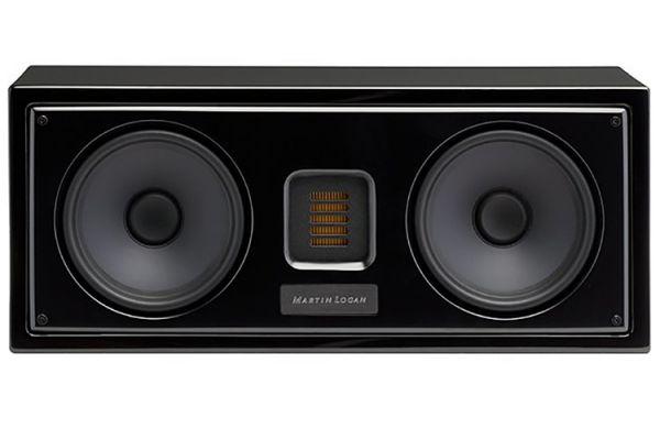 Large image of MartinLogan Motion 30i Gloss Black Center Channel Speaker (Each) - MO30IGB