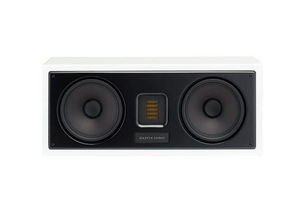 Large image of MartinLogan Motion 30i Matte White Center Channel Speaker (Each) - MO30IMW