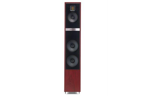 Large image of MartinLogan Motion 40i Red Walnut Floorstanding Speaker (Each) - MO40IRW