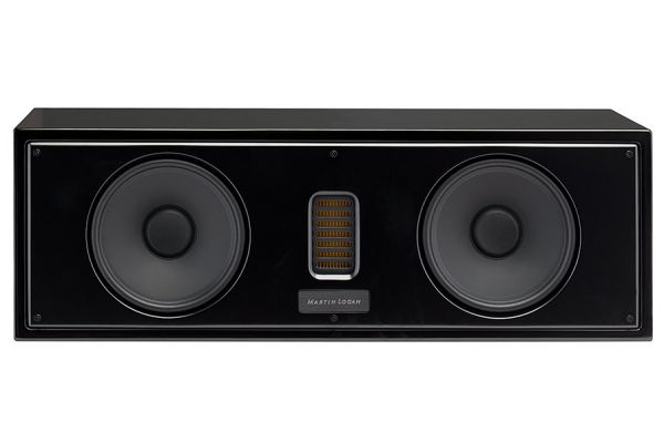 Large image of MartinLogan Motion 50XTi Gloss Black Center Channel Speaker (Each) - MO50XTIGB