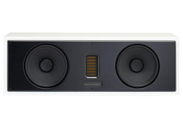 Large image of MartinLogan Motion 50XTi Matte White Center Channel Speaker (Each) - MO50XTIMW