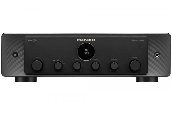Large image of Marantz Black Integrated Amplifier - MODEL30B