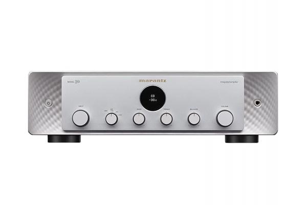 Large image of Marantz Silver Gold Integrated Amplifier - MODEL30