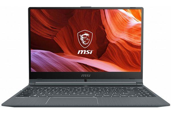 "Large image of MSI Modern 14 Carbon Gray 14"" Gaming Laptop Intel i5-10210U 8GB RAM 512GB SSD, UMA Graphics - MODERN14460"