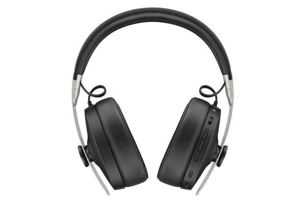 Sennheiser MOMENTUM Black Over-Ear Wireless Headphones - 508234