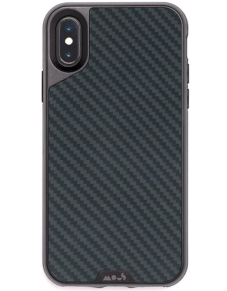 sale retailer 85f2c a1bf7 MOUS iPhone X/XS Limitless 2.0 Aramid Carbon Fibre Case