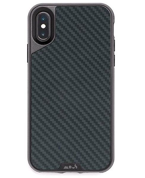 best authentic ff9e6 b1aa8 MOUS iPhone XS Max Limitless 2.0 Aramid Carbon Fibre Case