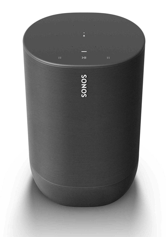Sonos Move Black Portable Bluetooth Speaker Move1us1blk