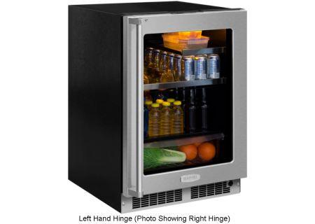 Marvel - MP24BRG4LS - Wine Refrigerators and Beverage Centers