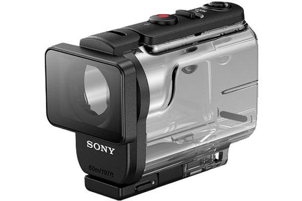 Large image of Sony Action Camera Underwater Housing - MPK-UWH1