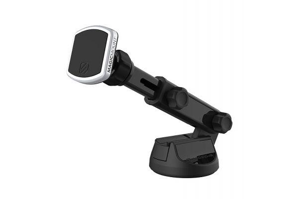 Large image of Scosche MagicMount Pro Extendo Telescoping Magnetic Phone Mount - MPWDEX2-XTSP
