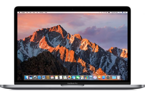 "Apple MacBook Pro 13"" Space Grey Laptop Computer - MPXQ2LL/A"