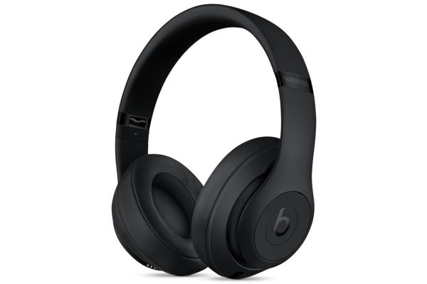 Beats By Dr. Dre Matte Black Studio3 Wireless Over-Ear Headphones - MQ562LL/A