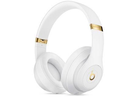 Beats By Dr. Dre White Studio3 Wireless Over-Ear Headphones - MQ572LL/A