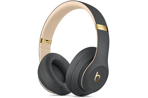 Beats By Dr. Dre Beats Studio3 Shadow Gray On-Ear Headphones - MQUF2LL/A