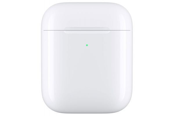 Large image of Apple Wireless Charging Case For AirPods - MR8U2AM/A