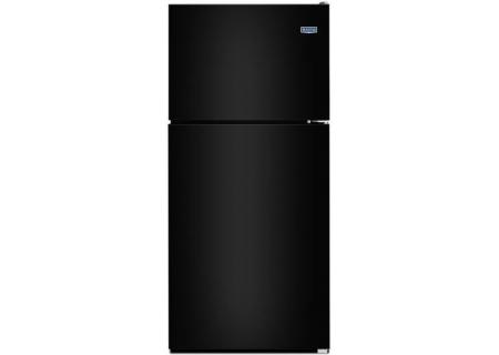 Maytag 21 Cu. Ft. Black Top-Freezer Refrigerator - MRT311FFFBK