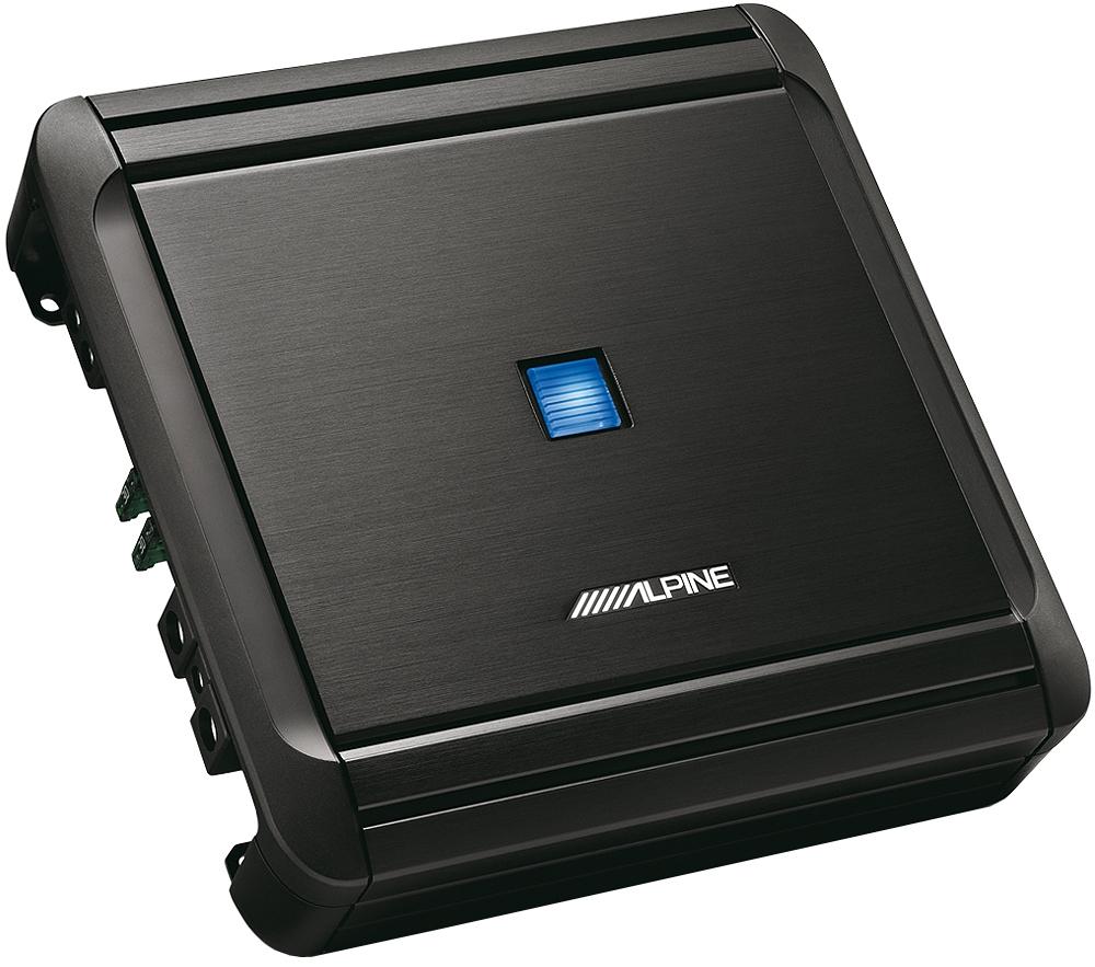 Alpine v power mono power digital amplifier mrv m1200