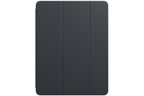 Apple Charcoal Gray Smart Folio for 12.9-inch iPad Pro (3rd Generation) - MRXD2ZM/A
