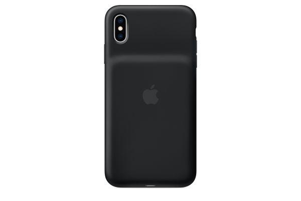 Apple iPhone XS Max Black Smart Battery Case - MRXQ2LL/A