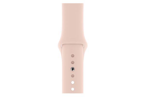 Apple 40mm Pink Sand Sport Band - MTP72AM/A
