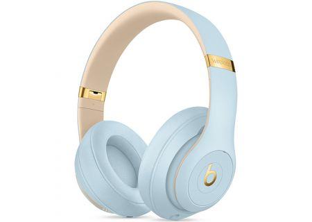 Beats By Dr. Dre Beats Studio 3 Crystal Blue Wireless Headphones - MTU02LL/A