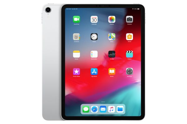 Apple iPad Pro 11-Inch 256GB Wi-Fi Silver - MTXR2LL/A