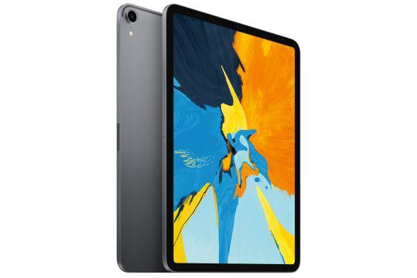 Apple iPad Pro 11-Inch 512GB Wi-Fi Space Gray - MTXT2LL/A