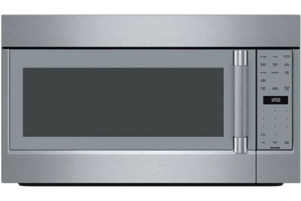Large image of Thermador Professional Series Handle Stainless Steel Microwave Oven - MU30WSU