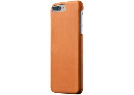 Mujjo Tan Leather Case for iPhone 7 Plus / 8 Plus - MUJJO-CS-024-TN