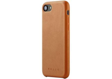 Mujjo Tan Full Leather Case for iPhone 7 / 8 - MUJJO-CS-093-TN
