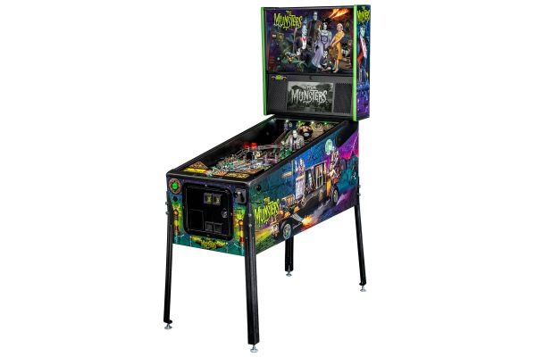 Stern Pinball Munsters Pro Edition Pinball Machine - MUNSTERSPRO