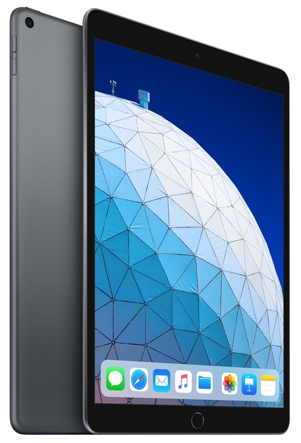 Apple iPad Air 256GB Wi-Fi Space Grey (2019) - MUUQ2LL/A