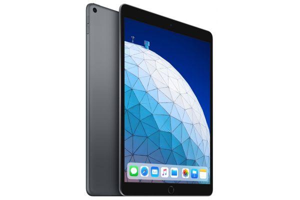 Large image of Apple iPad Air 256GB Wi-Fi Space Grey (2019) - MUUQ2LL/A