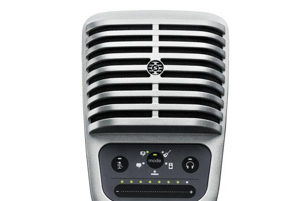 Large image of Shure MV51 Digital Large-Diaphragm Condenser Microphone - MV51/A