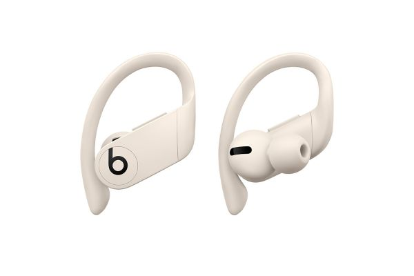 Large image of Beats By Dr. Dre Powerbeats Pro Ivory Totally Wireless Earbud Earphones - MV722LL/A