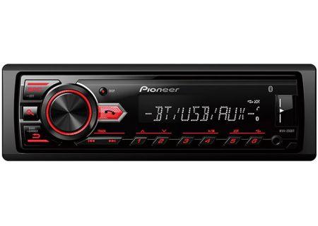 Pioneer - MVH-290BT - Car Stereos - Single DIN
