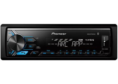 Pioneer - MVH-X390BT - Car Stereos - Single DIN