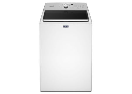 Maytag 4.7 Cu. Ft. White Top Loading Washer - MVWB765FW