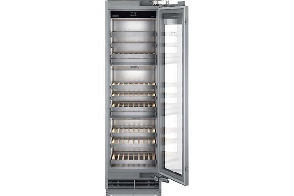 """Large image of Liebherr 24"""" Monolith Built-In Right Hinge Triple Zone Wine Cabinet - MW-2400"""