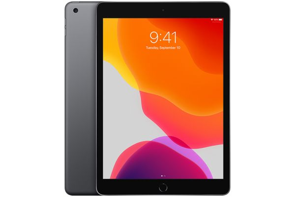 Apple iPad 10.2-Inch 32GB Wi-Fi Space Gray (2019) - MW742LL/A