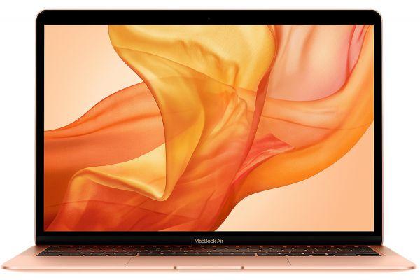 "Large image of Apple MacBook Air 13"" Gold Notebook Intel Core i5 8GB RAM 512GB SSD, Intel Iris Plus Graphics (Early 2020) - MVH52LL/A"