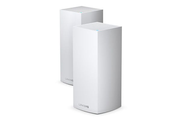 Large image of Linksys MX10 Velop AX 2-Pack Whole Home WiFi 6 System - MX10600
