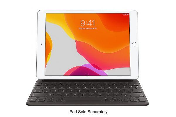 Apple Black Smart Keyboard for iPad (7th generation) and iPad Air (3rd generation) - MX3L2LL/A