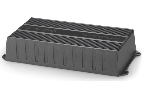 JL Audio 500 W 4 Channel Class D Full-Range Amplifier - MX500/4