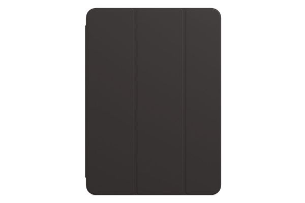 Large image of Apple Black Smart Folio for iPad Pro 11-Inch (2nd Generation) - MXT42ZM/A