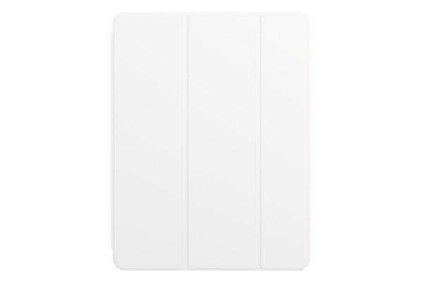 Apple White Smart Folio for iPad Pro 12.9-Inch (4th Generation) - MXT82ZM/A